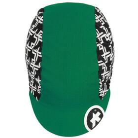 assos GT Nakrycie głowy zielony